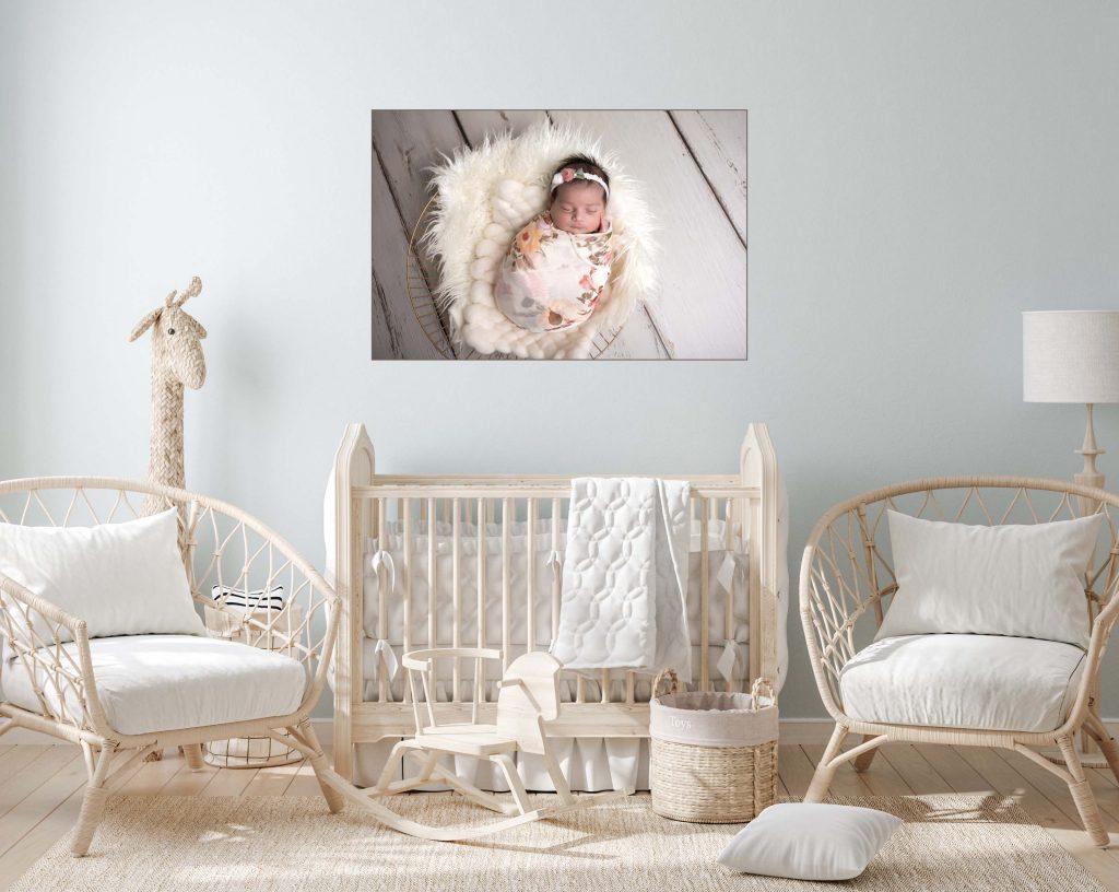 tableau chambre bebe